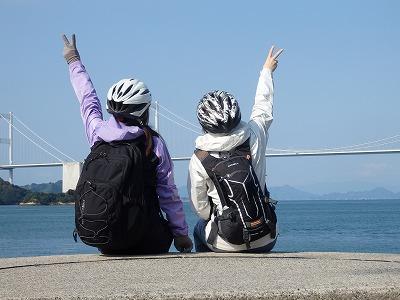 しまなみ海道サイクリングのイメージ