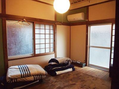 しまなみ海道大島のゲストハウスくめちゃんハウス