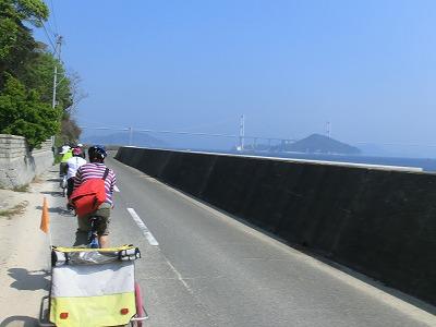 春の風物詩!お遍路サイクリングツアー!〜高縄半島「半島四国」の様子2