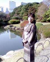 kimono gyoen