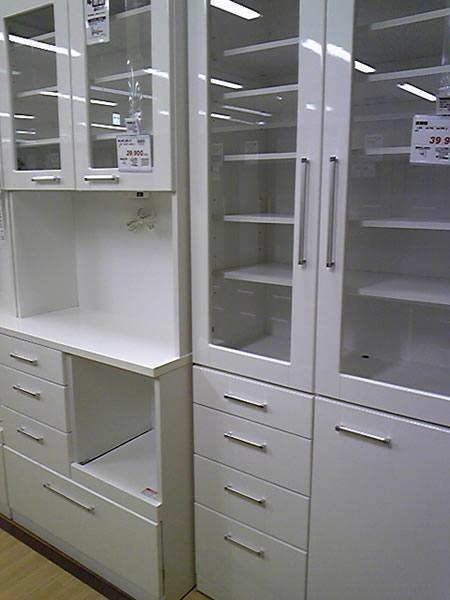 ニトリ 食器棚