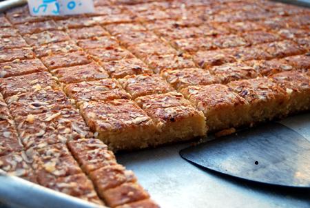 アラブのお菓子