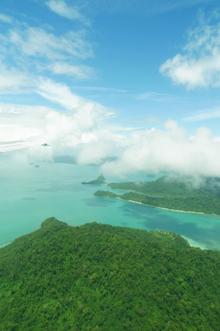 マレーシアのランカウイ島へ