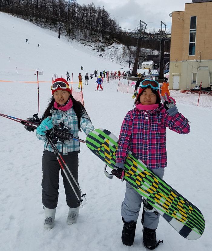 Mt.ジーンズ那須スキー場