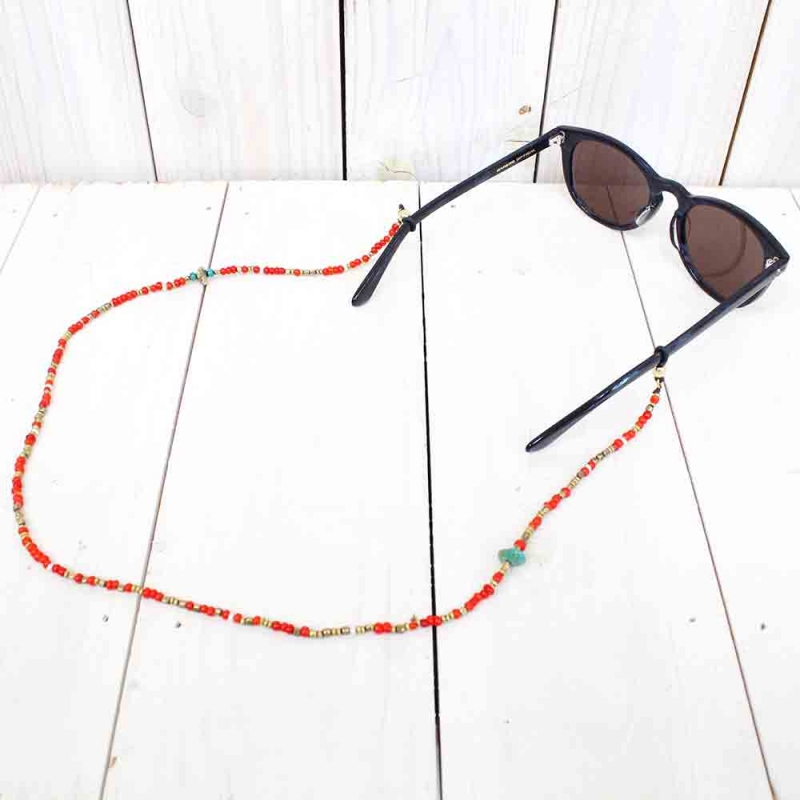 SunKu (サンク)『White Heart Eyewear Holder-SK064』(RED)