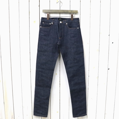 A.P.C.『PETIT NEW STANDARD』(DENIM BRUT)