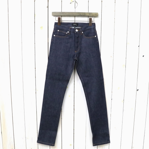 A.P.C.『PETIT NEW STANDARD』(DENIM STRETCH)