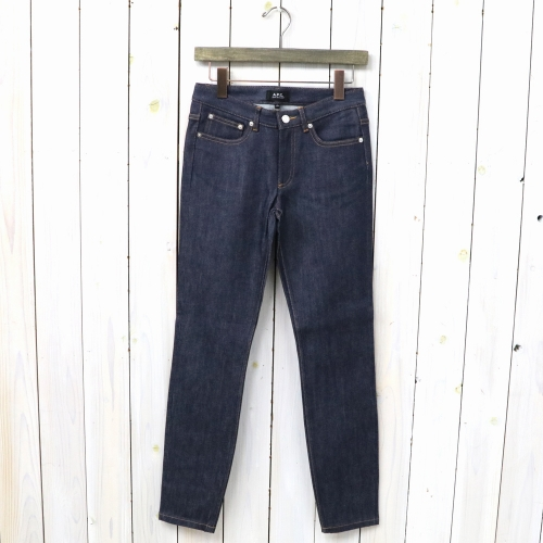 A.P.C.『JEAN MOULANT』(DENIM STRETCH)