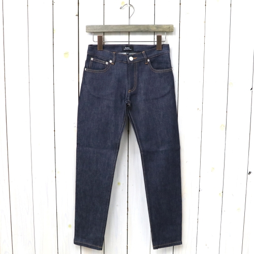 A.P.C.『JEAN ETROIT COURT』(DENIM STRETCH)