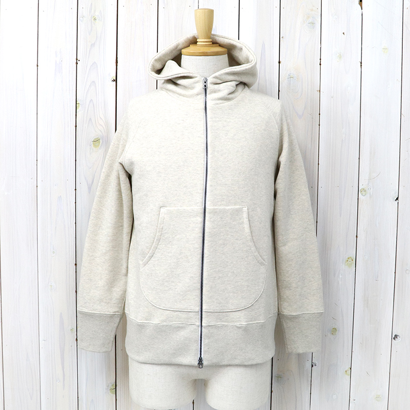 RAFFY ZIP PARKA』(OATMEAL)