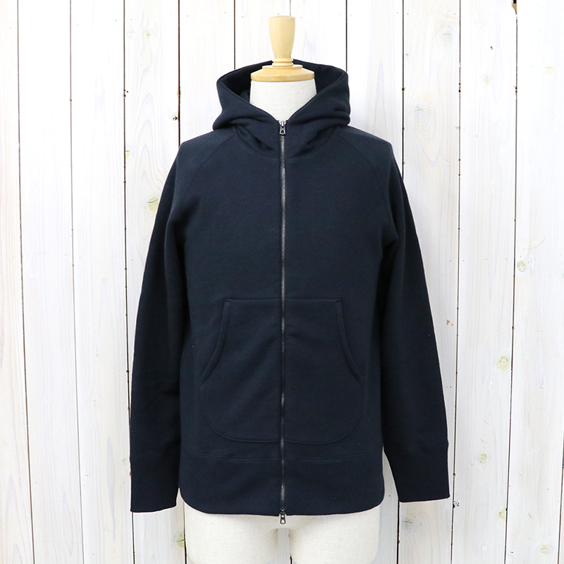 BRIGHT ZIP PARKA』(D.NAVY)