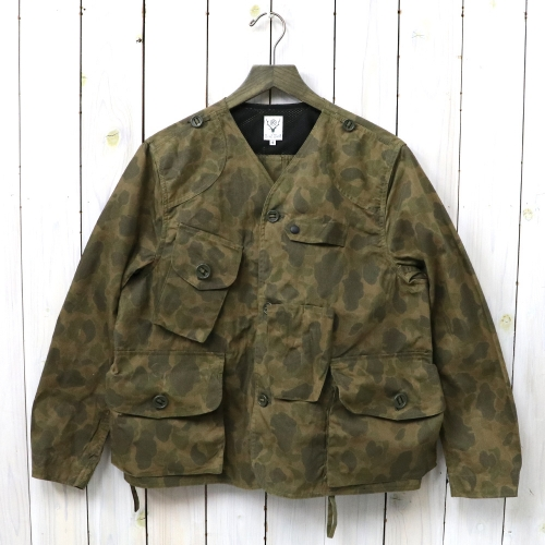 SOUTH2 WEST8『Tenkara Jacket-Hunter Camo』