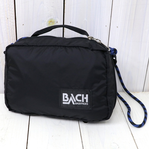 BACH『Accessorie Bag M』(black)