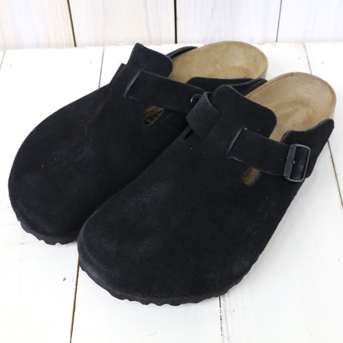 BIRKENSTOCK『BOSTON』(Black)
