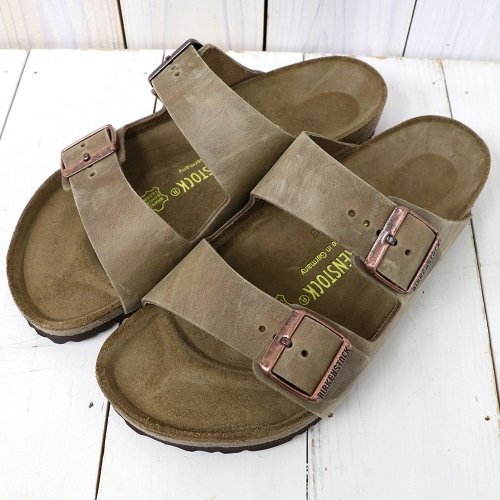 BIRKENSTOCK『ARIZONA』(Tabacco Brown)