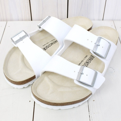 BIRKENSTOCK『ARIZONA』(White)