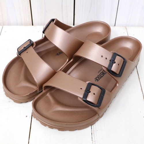 BIRKENSTOCK『EVA ARIZONA』(METALLIC COPPER)
