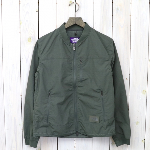 THE NORTH FACE PURPLE LABEL『Mountain Wind Jacket』(Sage Green)