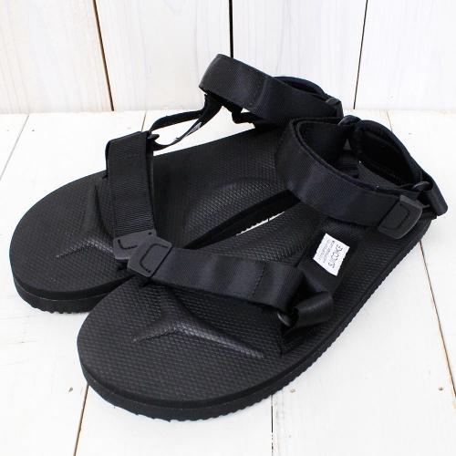 Suicoke『DEPA』(Black)
