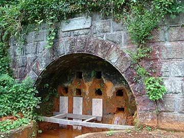 宝珠山炭鉱 第一坑口