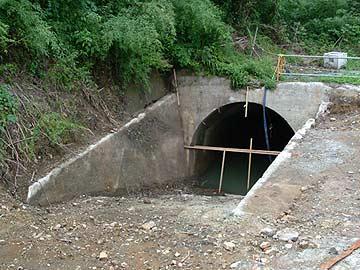 宝珠山炭鉱 第三坑口