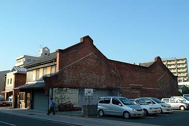 西村家(旧清永家)の東側