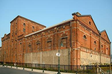 旧サッポロビール醸造棟