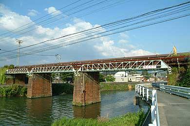 諏訪川橋梁