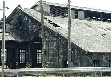 人吉機関車庫