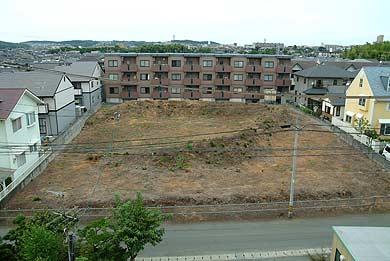 熊本市長嶺の掩体壕