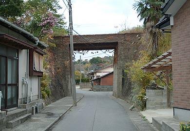 玉名線 コンクリート橋01
