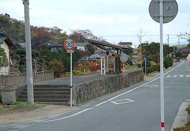 三井三池鉄道 宮内駅