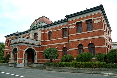 官営八幡製鐵所旧本事務所 正面側