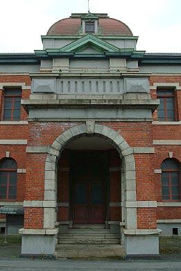 官営八幡製鐵所旧本事務所 正面玄関