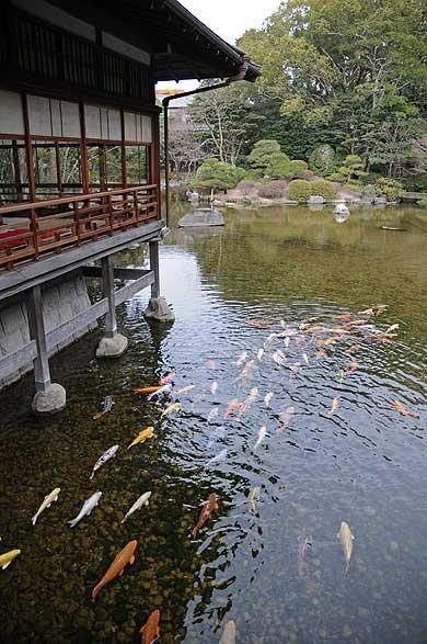 貝島健次別邸(友泉亭公園)