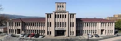 熊本市役所古京町別館 全体