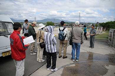 吉隈鉱業所跡を歩いてみよう!」ツアー