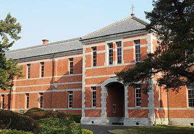熊本大学 五高記念館