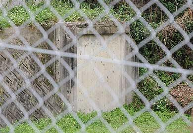 三井三池炭鉱大浦坑第二斜坑跡