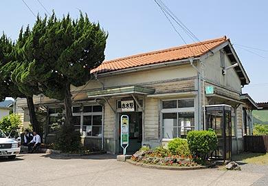 JR肥薩線 赤水駅