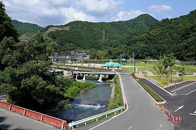 西日本製紙工場跡地