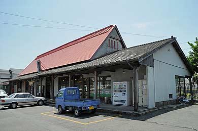 JR豊肥線 宮地駅