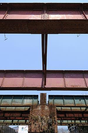 山犬原川橋梁