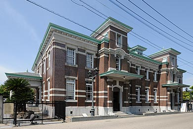 旧古賀銀行本店