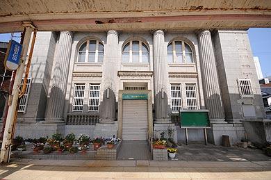 旧佐賀銀行呉服町支店