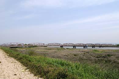 六五郎橋 全景