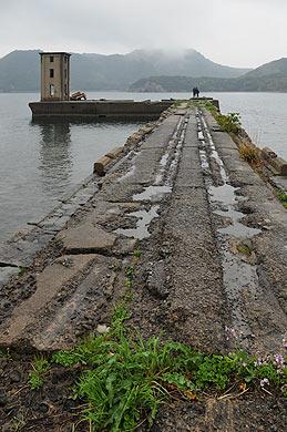 片島魚雷発射試験場