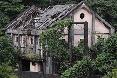 祝子川発電所