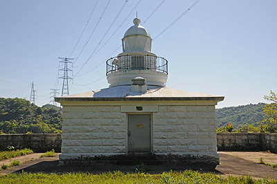 戸馳島灯台