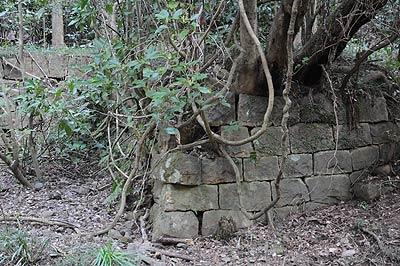 城山銅山跡